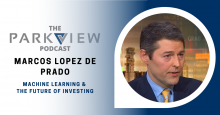 Episode 6: Marcos Lopez de Prado on Machine Learning and the Future of Investing