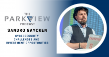 Episode 6: Sandro Gaycken on Cybersecurity Challenges and Investment Opportunities