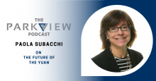 Episode 13: Paola Subacchi on the Future of the Yuan