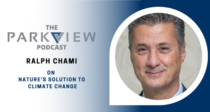 Episode 14: Ralph Chami on Nature's Solution to Climate Change